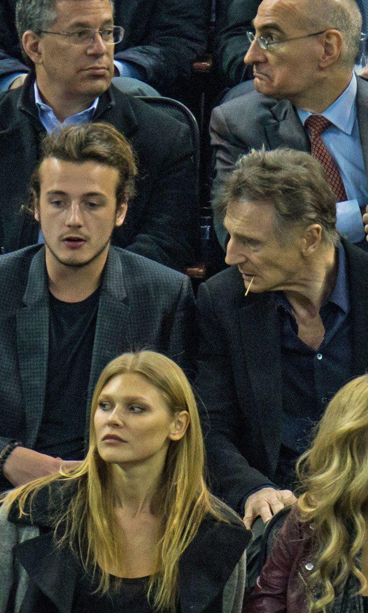 Public Service Announcement: Liam Neeson's Sons Are Pretty Hot