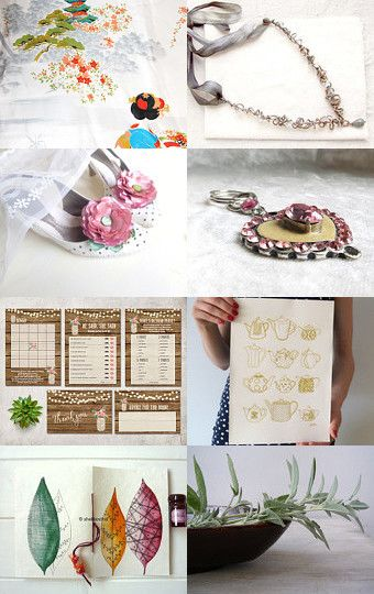 My item was featured in an amazing treasury! august 4-4 by Tatiana Shalkova on Etsy--Pinned with TreasuryPin.com