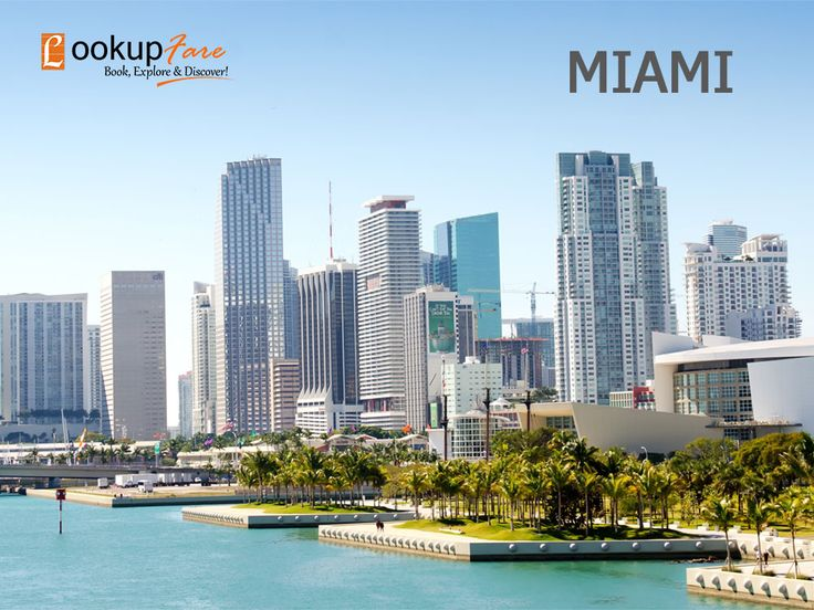 Search and compare airfares to Miami, FL at Lookupfare and get the best price every time you fly. Lookupfare.com gives travelers the inside track to the best Miami flight deals and discounts, even at the last minute. With our negotiating power and deal search technology, lookupfare can help you save big on airline tickets when planning your visit to your desired destinations within United States or internationals.