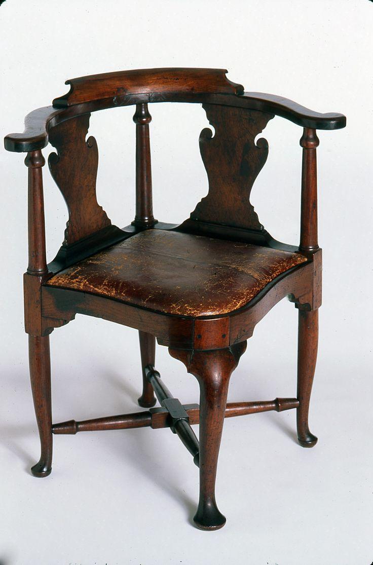 Furniture - Chair (Corner chair) Winterthur Museum - 88 Best Corner Chairs Images On Pinterest Chairs, 18th Century