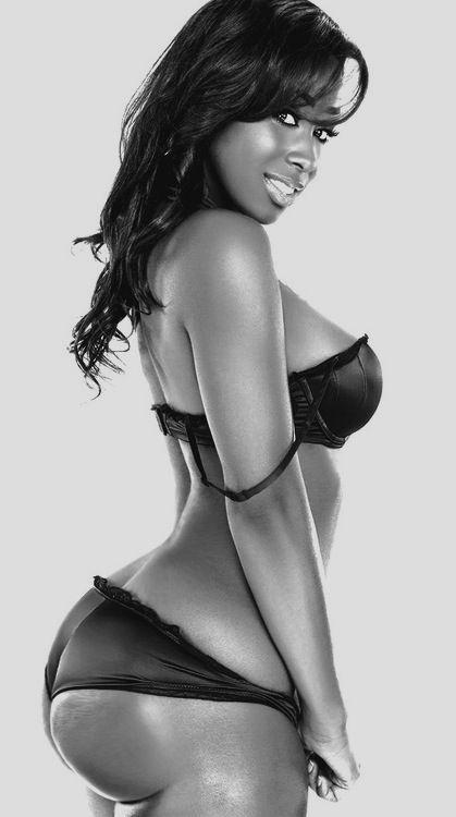Kay Love Amazing Black Booty
