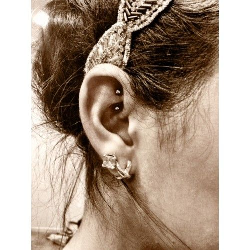 piercing rook piercing pinterest id es de piercing piercing oreilles et piercings. Black Bedroom Furniture Sets. Home Design Ideas