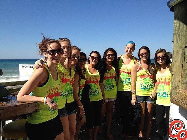 All panama city beach spring break girls sorry
