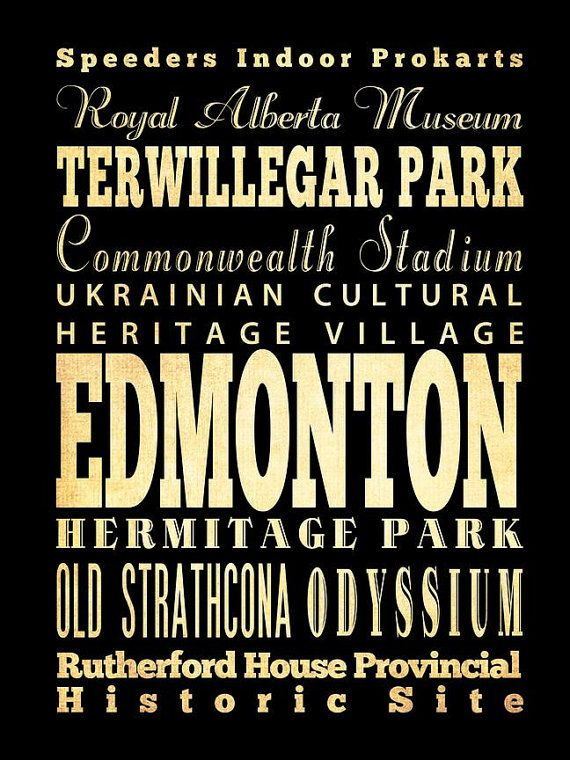 Great places to visit in Edmonton, Alberta, Canada