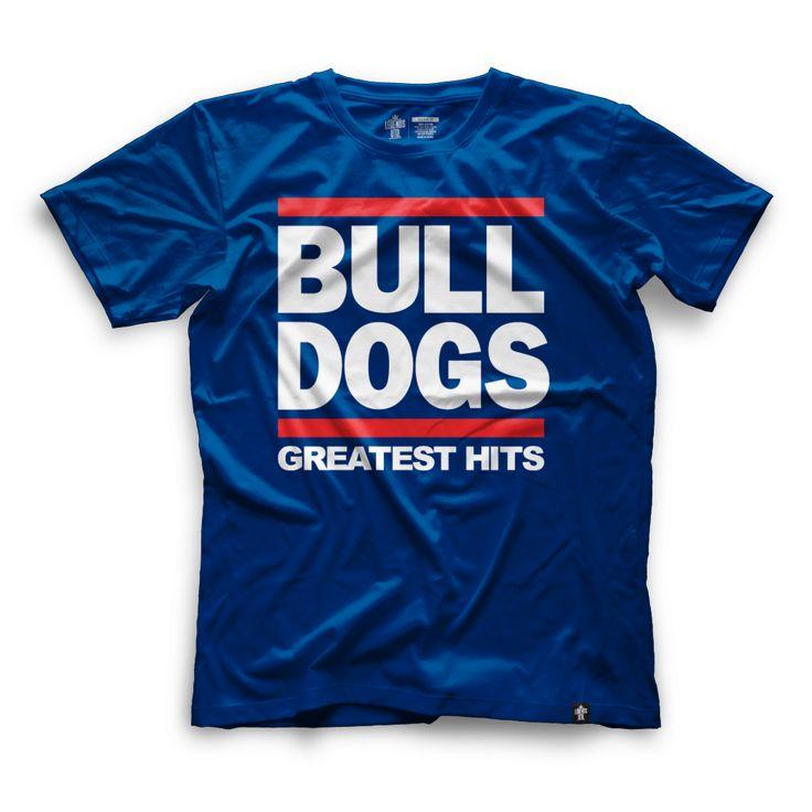 Western Bulldogs (Run DMC) T-shirt