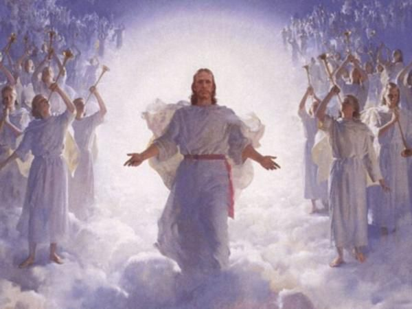 The #angels came and ushered me into #God's presence, dear Mama. They #carried me, like you did, when I would fall asleep. I awoke into the arms of Jesus, the One who gave His life for me! It's so #beautiful up here, Mama......