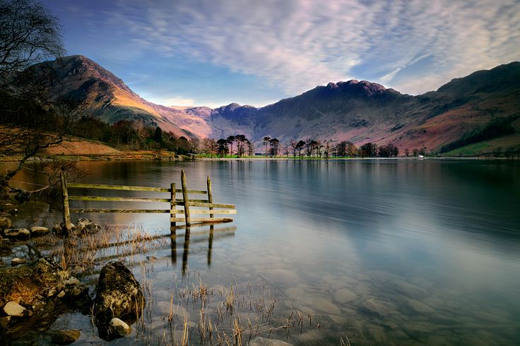 Buttermere Lake, Lake District, Cumbria                                                                                                                                                     More