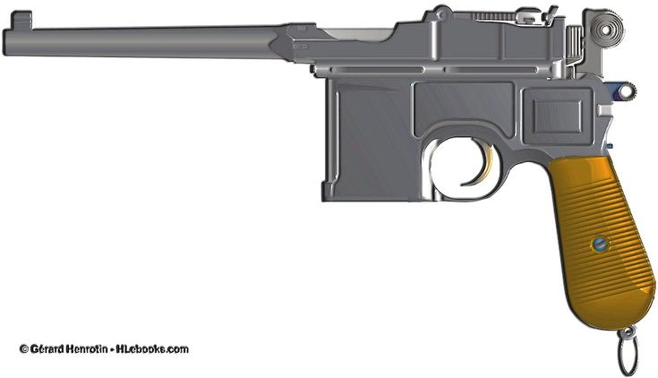 German Mauser C96   Download page: http://www.hlebooks.com/ebook/c96enload.htm