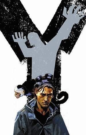 """Y: The Last Man"" by Brian K. Vaughan & Pia Guerra"