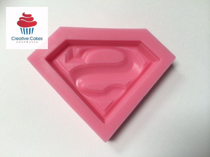 Creative Cakes Australia - Superman Mould