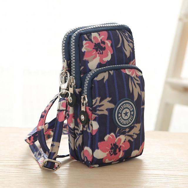f2ba1764ef04 Small Shoulder Bags High quality Female nylon phone Bags mini Women ...