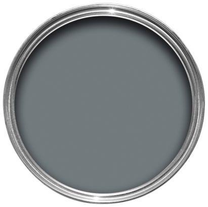 Dulux Weathershield Exterior Satin Paint Gallant Grey 750ml