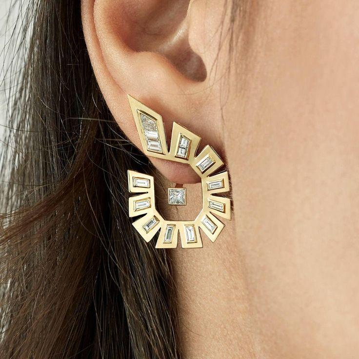 Dynamite Hoop Earrings