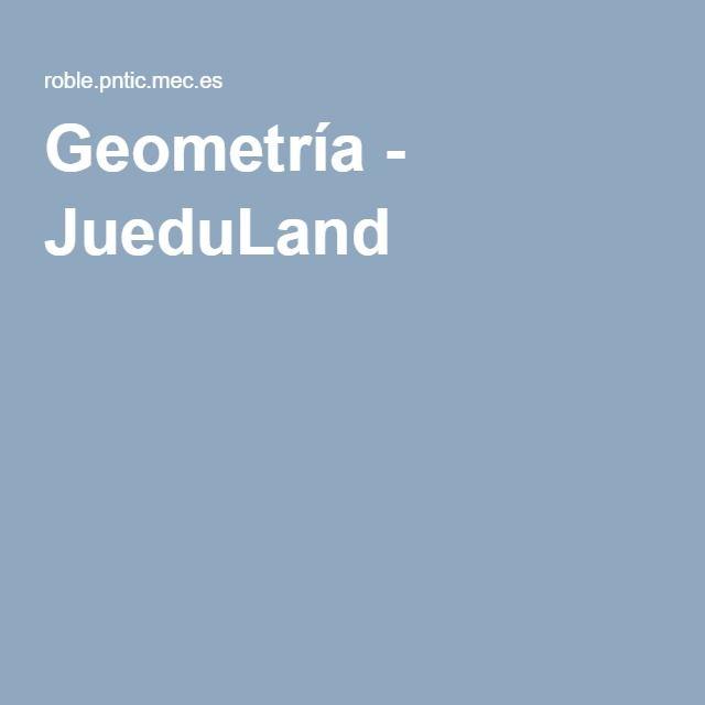 Geometría - JueduLand