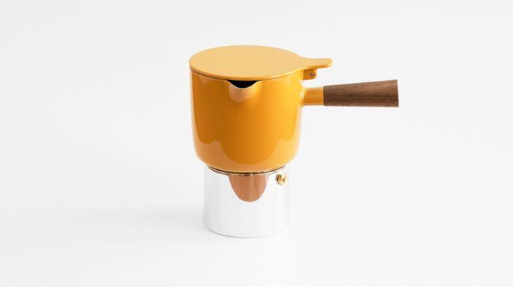 NORWEGIAN DESIGN   Anderssen Volls drøm av en espressokanne, Good Morning.