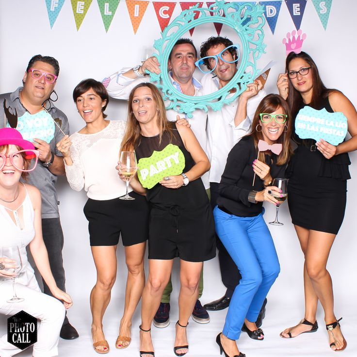 #birthday #party #fun #accessories #people #guests #cumpleaños #photocall #photography #fotografia