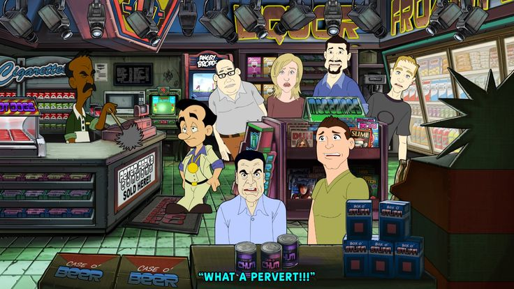 Leisure Suit Larry: Reloaded - http://gameshero.org/leisure-suit-larry-reloaded/