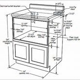 Drawer Microwave Dimensions