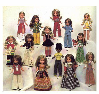 Nancy doll by Famosa. Spain
