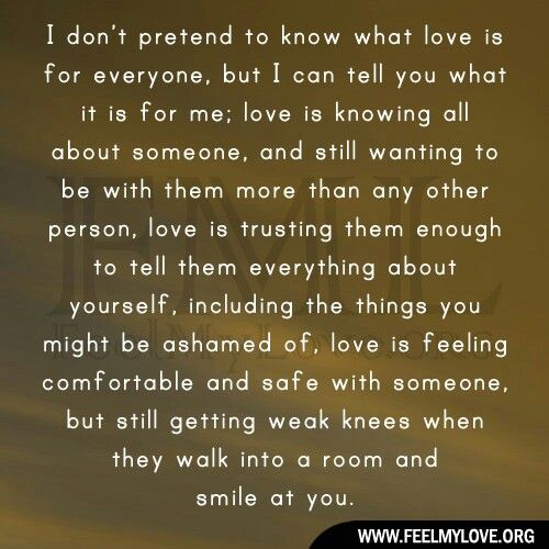 The Meaning Of Love Quotes: Meaning Of Love