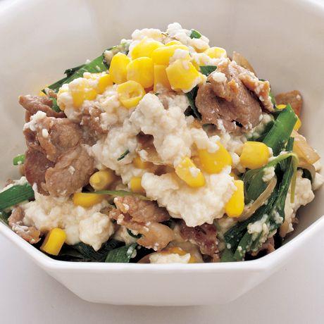 豚切り落とし肉 とうもろこしのレシピ | 料理レシピ検索 | レタス ... 塩麹白あえ