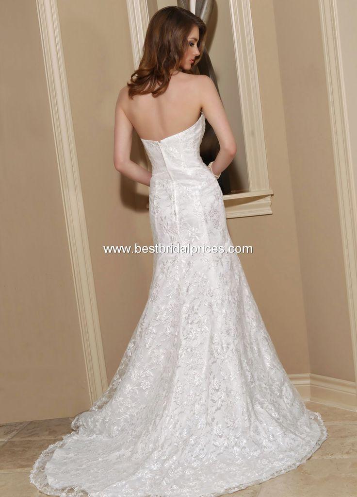 Davinci Wedding Dresses - Style 50155 [50155] - $531.00 : Wedding Dresses, Bridesmaid Dresses and Prom Dresses at BestBridalPrices.com