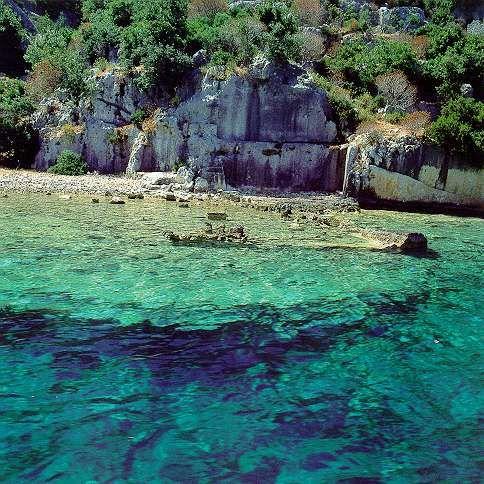 "Kekova, Turkey- ""Sunken City"""