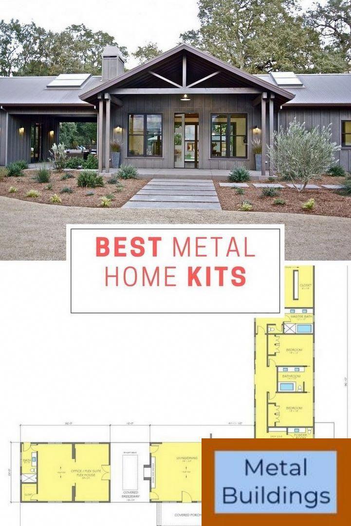 Metal Building Cost Per Square Foot And Metal Buildings Details Steel Building Homes Metal Building Home Kits Metal Building Homes