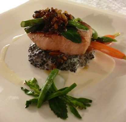 Camille's Restaurant -  Five course meals and wine tasting  45 Bastion Square Victoria, BC V8W 1J1