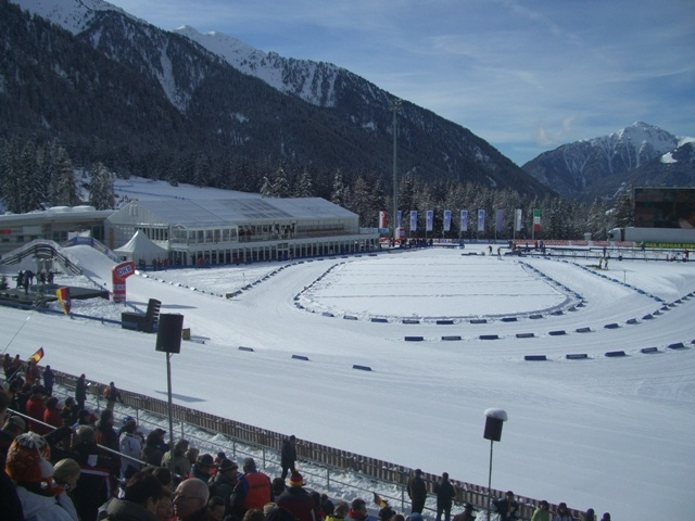 Biathlon Weltmeisterschaften in Antholz | biatholn world championship in Antholz | la coppa del mondo di biathlon ad Anterselva