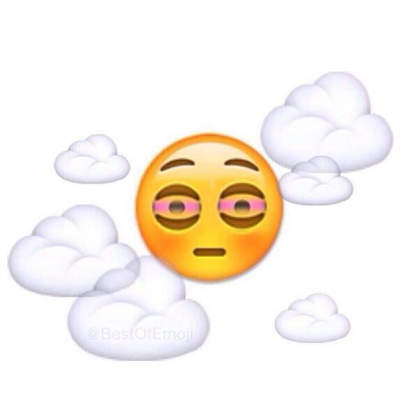 Group of Drugs Emoji Money Smoke