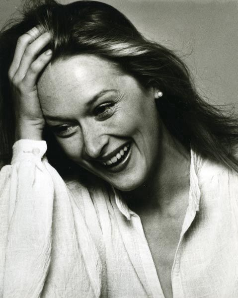 """Excuse me, Meryl Streep is PERFECTION"". - Cam, Modern Family"