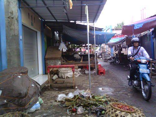 Keamanan Pasar Bertais | Radio Internet Lombok [R][i][L]