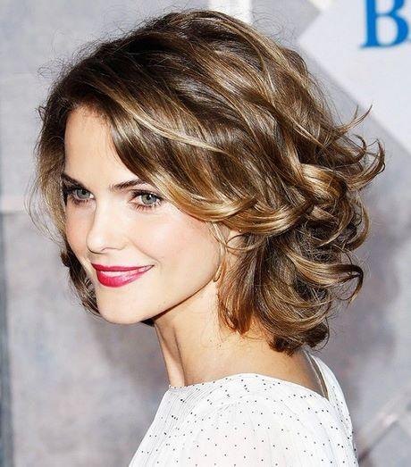 Bester Haarschnitt Für Welliges Haar Und Rundes Gesicht Frisuren