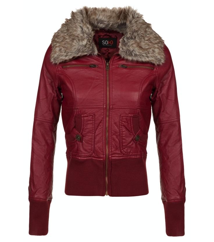 warme mooie jas voor in de winter