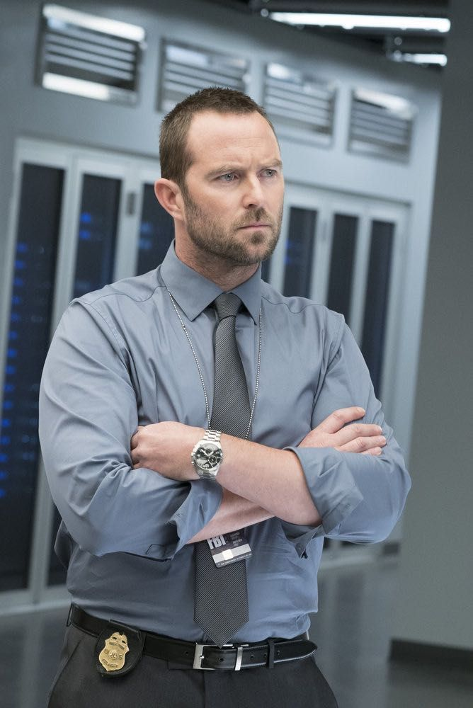 BLINDSPOT -- Episode 203 -- Pictured: Sullivan Stapleton as Kurt Weller -- (Photo by: Virginia Sherwood/NBC)