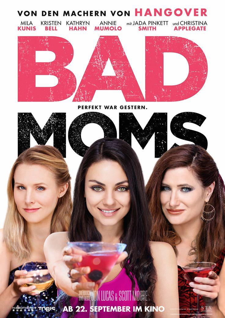 Perfekt war gestern: In der neuen Komödie der HANGOVER-Macher lässt sich Mila Kunis als gestresste Mama nichts mehr gefallen!
