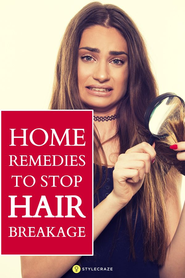 Top 10 Effective Home Remedies To Stop Hair Breakage