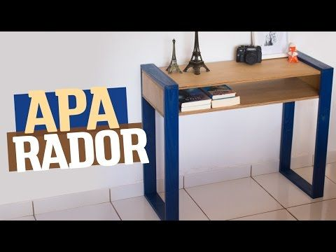 Vídeo ensinando a lixar e selar madeiras já aparelhadas como compensado, painel de pinus, painel de teca, etc... site: vanessadarte.com instagram: https://in...