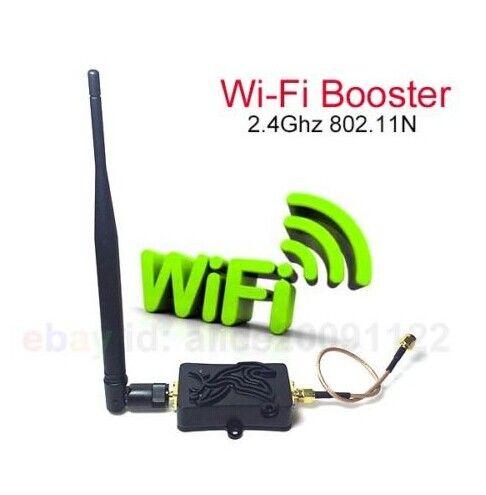 2PCS/LOT 4W Wireless Broadband Amplifiers Wifi Signal Extender 2.4GHz Repeater CF-G103 wt3020f amplificador WiFi Signal Booster