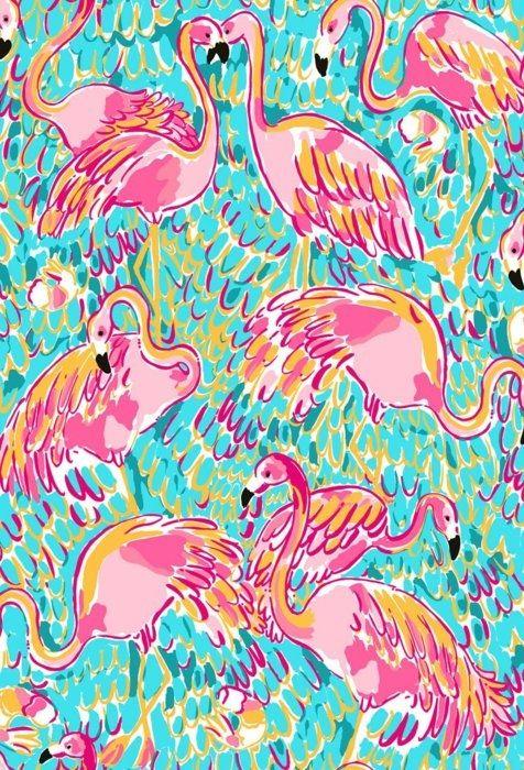 best Mid Century Flamingos images on Pinterest