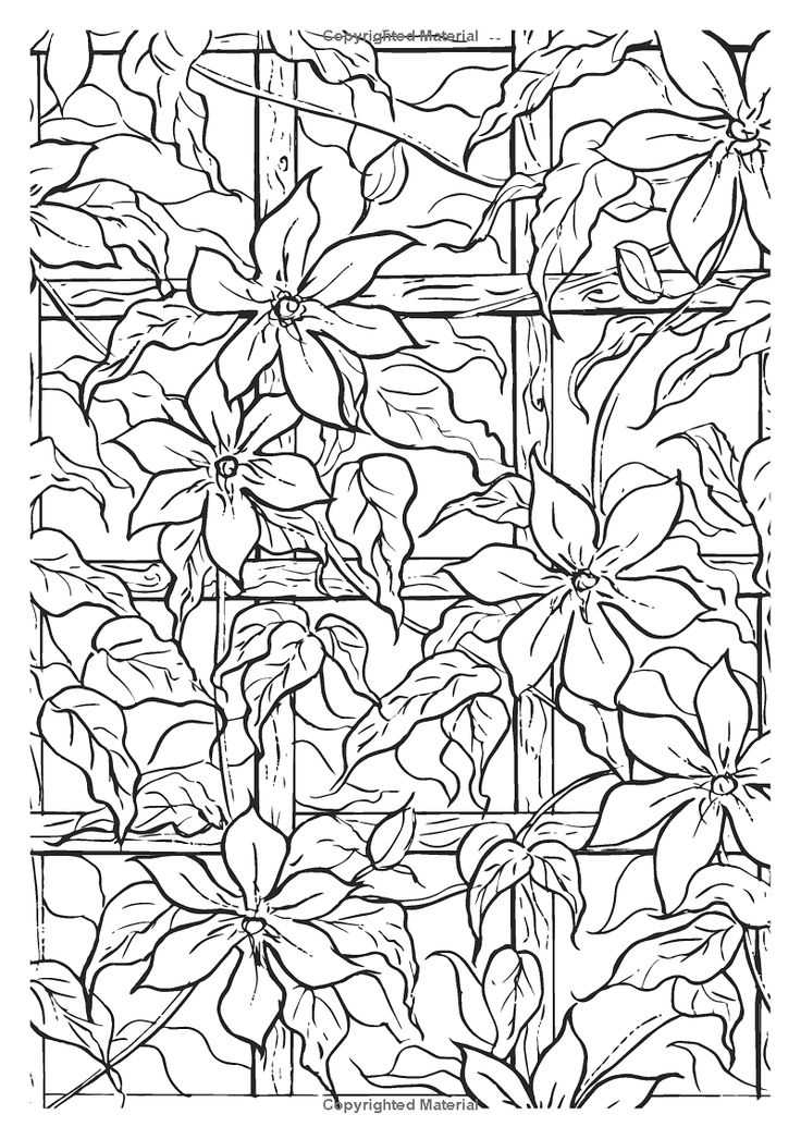 Glorious Gardens Creative Colouring For Grown Ups Amazoncouk