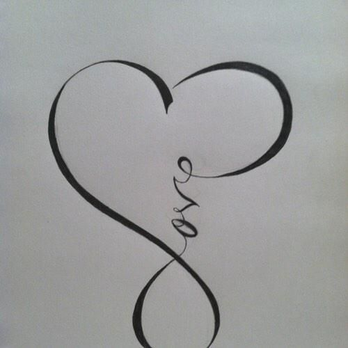 Love this heart inspired infinity tattoo. From the creator of Sex and The City, 'Younger' stars Sutton Foster, Hilary Duff, Debi Mazar, Miriam Shor and Nico Tortorella. Discover full episodes at http://www.tvland.com/shows/younger.