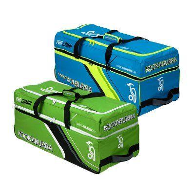Kookaburra 2016 PRO Combi Wheeled Cricket Bag