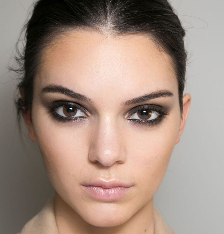 Tendances makeup automne hiver 2015 : smoky eye