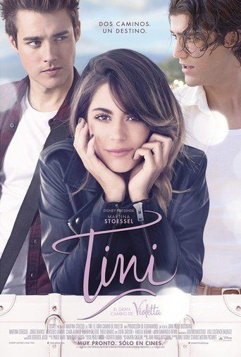"Tini: The Movie - The New Life of Violetta (2016) | http://www.getgrandmovies.top/movies/18009-tini:-the-movie---the-new-life-of-violetta | Shot in Spanish and localized for markets around the world, ""Tini – El Gran Cambio de Violetta"" is set to thrill fans with everything they loved about the worldwide Violetta phenomenon including strong musical elements with new and original tracks, exciting choreography, compelling storylines, and intriguing characters. All made bigger and better for…"