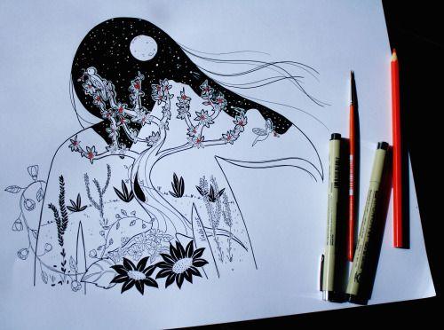 Illustration by Luna Oteíza
