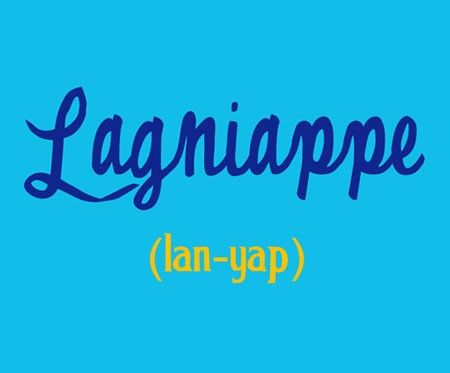 an explanation of the term lagniappe a little something extra Lagniappe is a creole word meaning 'the gift' or 'to give more'  1840s whereby  a merchant would give a customer a little something extra at.