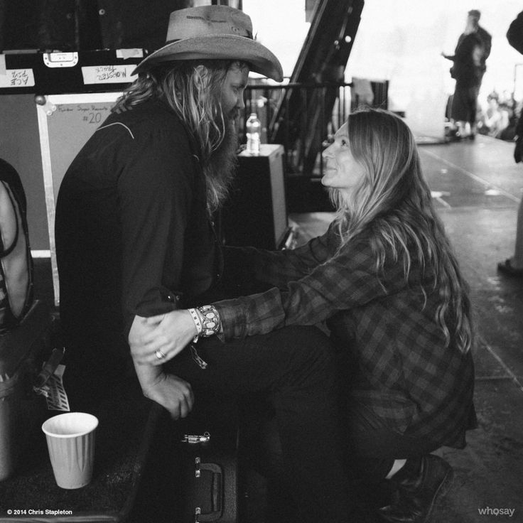 CHRIS STAPLETON                                                       …
