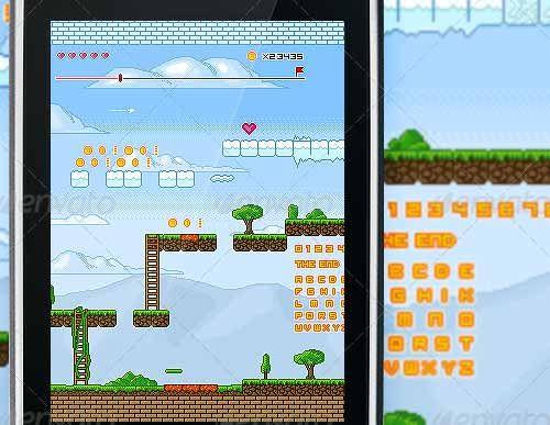 Game design layout